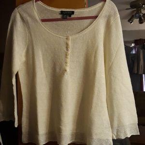 Ralph Lauren Linen Sweater
